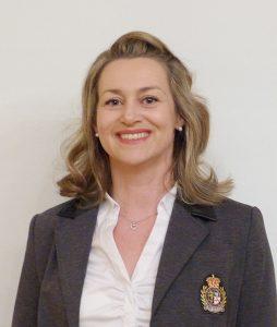 Katja Stresow (Schriftführerin, Medienbeauftragte)
